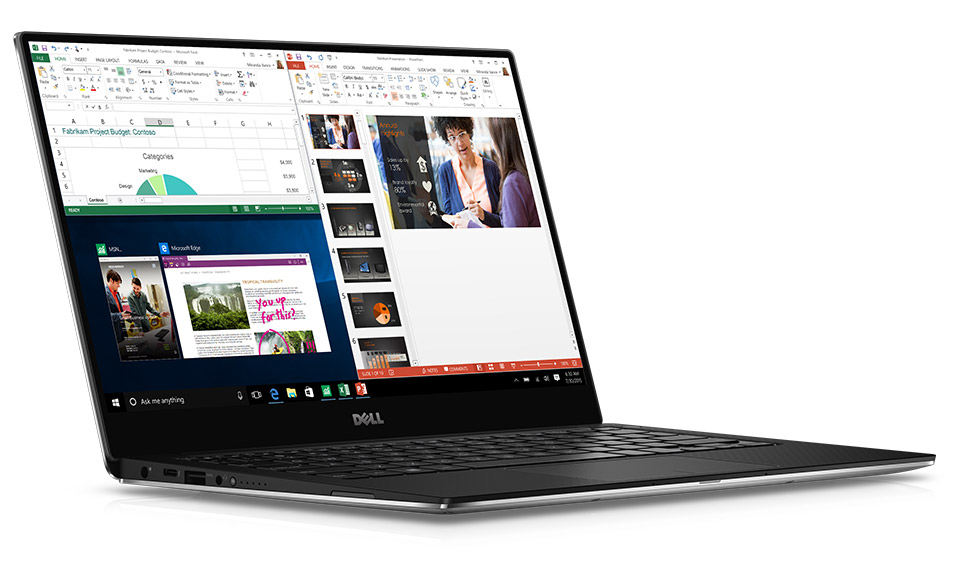 Dell XPS 13 9350 Skylake -